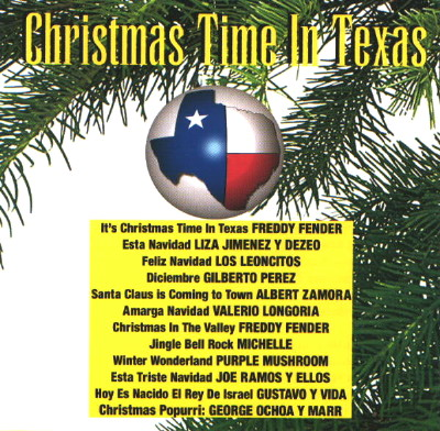 Christmas Time in Texas